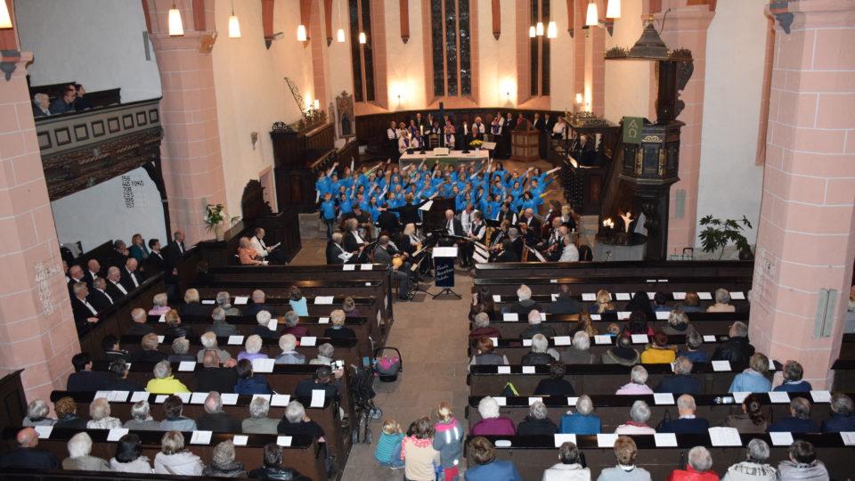Chor-Konzert