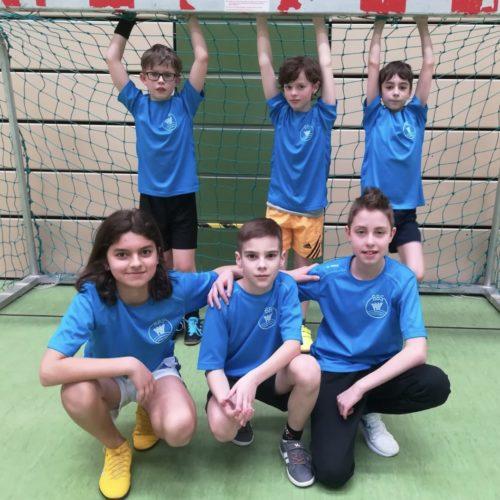 Handball-Turnier