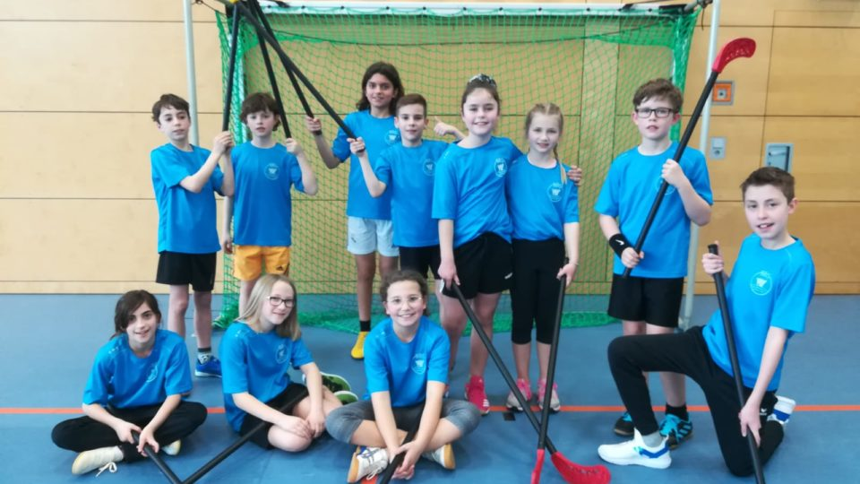 Floorball-Turnier